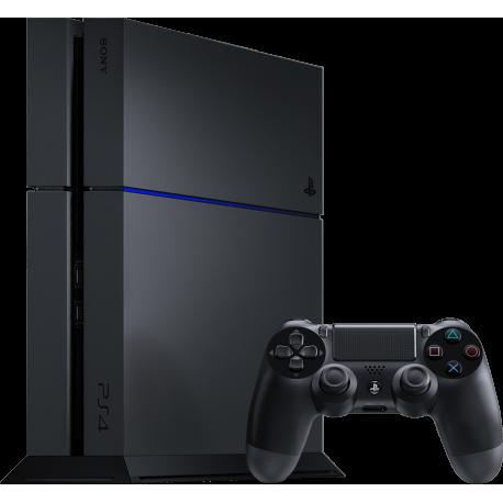 PlayStation 4 500GB + Mando Seminueva
