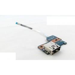 PLACA USB TOSHIBA C50 + FLEX N0CKG11B01