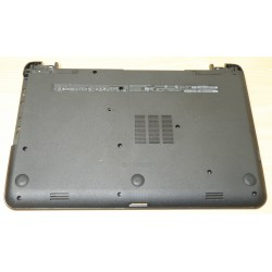 CARCASA INFERIOR TRASERA ORIGINAL HP AP14D000D00