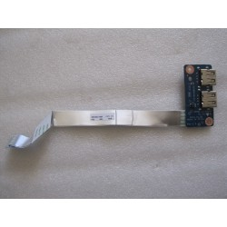 PLACA USB + FLEX HP NBX0001JX00