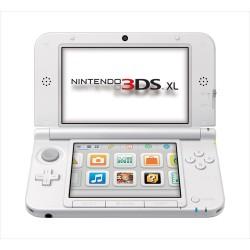 3DS XL BLANCA SEMINUEVA