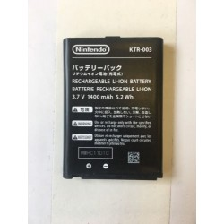 BATERIA ORIGINAL NINTENDO NEW 3DS KTR-003