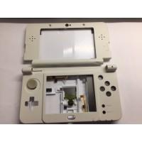 CARCASA ORIGINAL NINTENDO NEW 3DS BLANCA