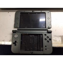 CARCASA ORIGINAL NINTENDO NEW 3DS XL GRIS