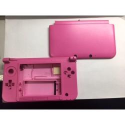 CARCASA COMPLETA ORIGINAL ROSA NINTENDO 3DS XL