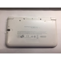 CARCASA INFERIOR ORIGINAL BLANCA NINTENDO 3DS XL