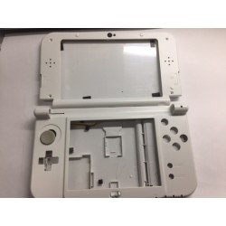 CARCASA ORIGINAL NINTENDO NEW 3DS XL BLANCA
