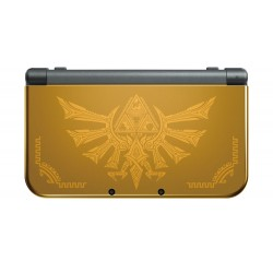 NEW 3DS XL AMARILLA SEMINUEVA