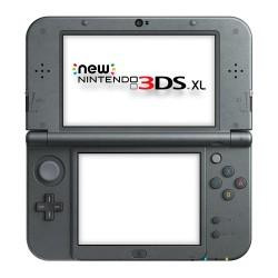 NEW 3DS XL GRIS EDICION JAPONESA SEMINUEVA