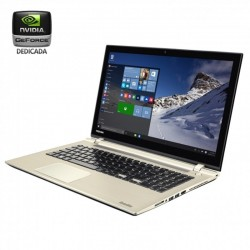 "TOSHIBA P50-C-17C Intel®Core™ i7-6700HQ SEMINUEVO 15,6"" TARA"