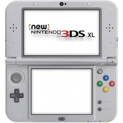 NEW 3DS XL BLANCA SEMINUEVA