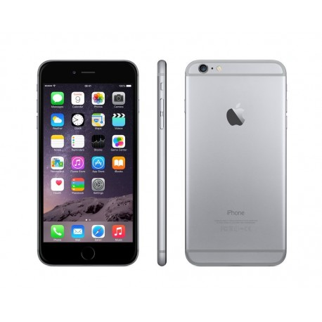 IPHONE 6 64GB A1586 NEGRO GRIS SEMINUEVO GRADO B