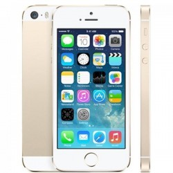 IPHONE 5S 16GB A1457 ORO SEMINUEVO GRADO C