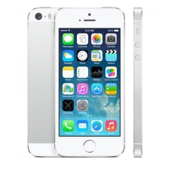 IPHONE 5S 32GB A1457 PLATA SEMINUEVO GRADO C