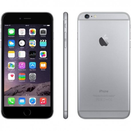 IPHONE 6 PLUS 64GB A1524 NEGRO SEMINUEVO GRADO B