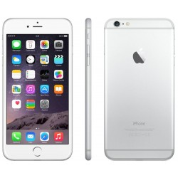 IPHONE 6 PLUS 128GB A1524 NEGRO PLATA SEMINUEVO GRADO B