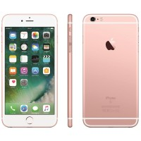IPHONE 6S PLUS 16GB A1687 BLANCO ROSA SEMINUEVO GRADO A