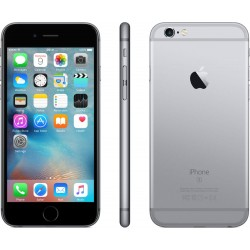 IPHONE 6S PLUS 64GB A1687 NEGRO SEMINUEVO GRADO C