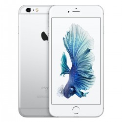 IPHONE 6S PLUS 64GB A1687 PLATA SEMINUEVO GRADO C