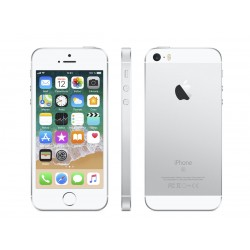 IPHONE SE 16GB A1723 PLATA SEMINUEVO GRADO C