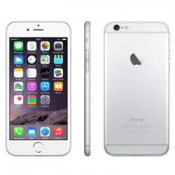 IPHONE 6 16GB A1586 PLATA SEMINUEVO GRADO C