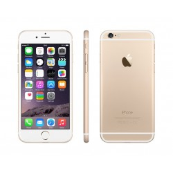 IPHONE 6 16GB A1586 BLANCO DORADO SEMINUEVO GRADO A