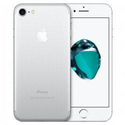 IPHONE 7 128GB A1778 PLATA SEMINUEVO GRADO C
