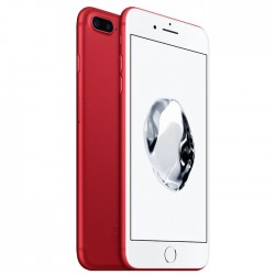 IPHONE 7 PLUS 128GB A1784 ROJO SEMINUEVO GRADO A
