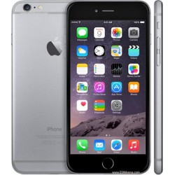 IPHONE 6 PLUS 128GB A1524 NEGRO SEMINUEVO GRADO B