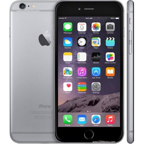 IPHONE 6 PLUS 128GB A1524 NEGRO SEMINUEVO GRADO A