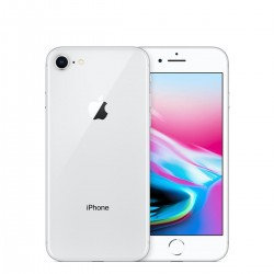 IPHONE 8 64GB A1905 PLATA SEMINUEVO GRADO A