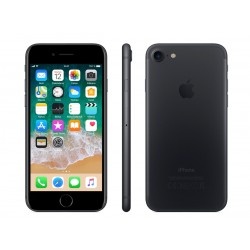 IPHONE 7 256GB A1778 NEGRO MATE SEMINUEVO GRADO B
