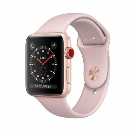 Apple Watch (Serie 2) 38 mm - Aluminio Rosa SEMINUEVO GRADO C