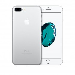 iPhone 7+ 32GB A1784 Silver SEMINUEVO GRADO C