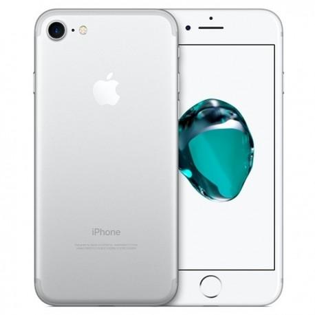 iPhone 7 32GB A1778 Silver SEMINUEVO GRADO C