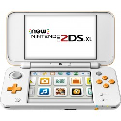 NEW 2DS XL NARANJA BUEN ESTADO