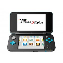 NEW 2DS XL NEGRA GRADO C