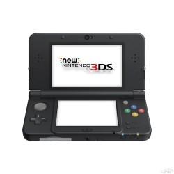 New 3DS LL Negra BUEN ESTADO