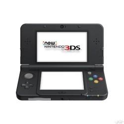 New 3DS LL Negra Grado C