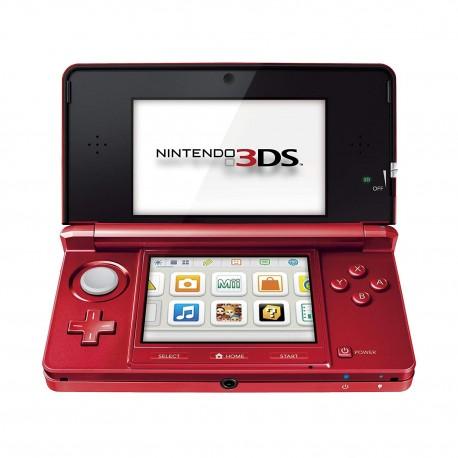 3DS ROJA GRADO C