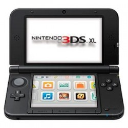3DS XL NEGRA GRADO C