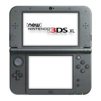 New 3DS XL Gris Grado C