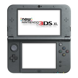 New 3DS XL Gris Grado C