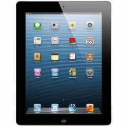 IPAD 4 64GB WIFI + Cellular A1458 NEGRO BUEN ESTADO