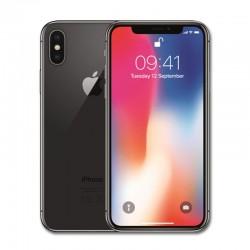 iPhone X 64GB A1901 Space Gray SEMINUEVO Muy Bueno