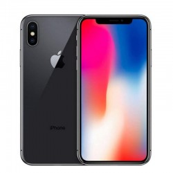 iPhone X 64GB A1901 Space Gray SEMINUEVO BUEN ESTADO