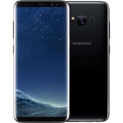 Galaxy S8 64GB black SEMINUEVO GRADO B