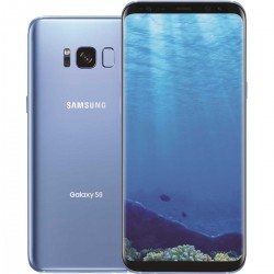 Galaxy S8 64GB blue SEMINUEVO BUEN ESTADO