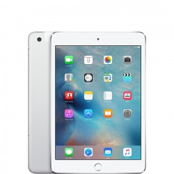 iPad Mini 3 16GB Wifi + Celullar Silver SEMINUEVO MUY BUENO