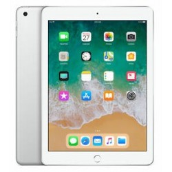 "iPad (6th Gen) 9.7"" 128GB Silver Wifi+4G SEMINUEVO MUY BUENO"